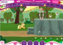 Гонки пони