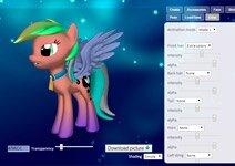 Пони креатор 3D